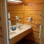 Sugar Suite Cabin 1 Double Vanity