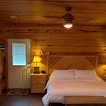 Sugar Suite Cabin 1 King Bed